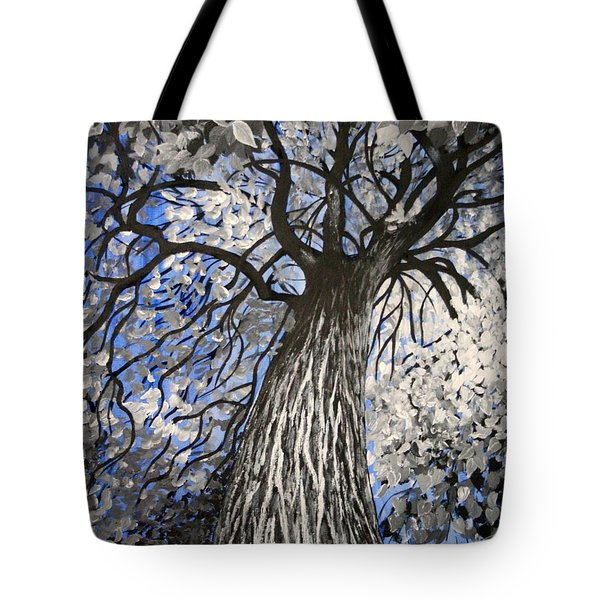 Strength And Resilience Tote Bag