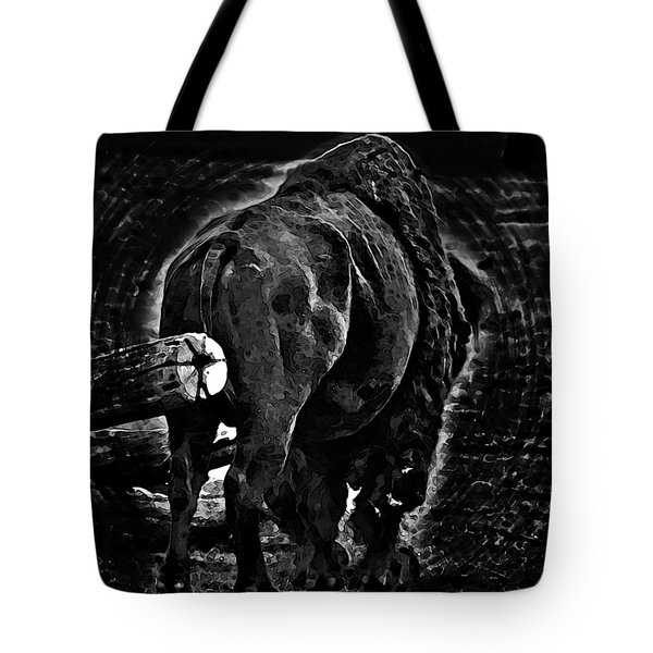 Strength Of One Tote Bag