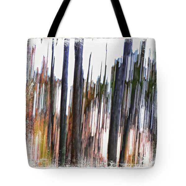 Striation Tote Bag