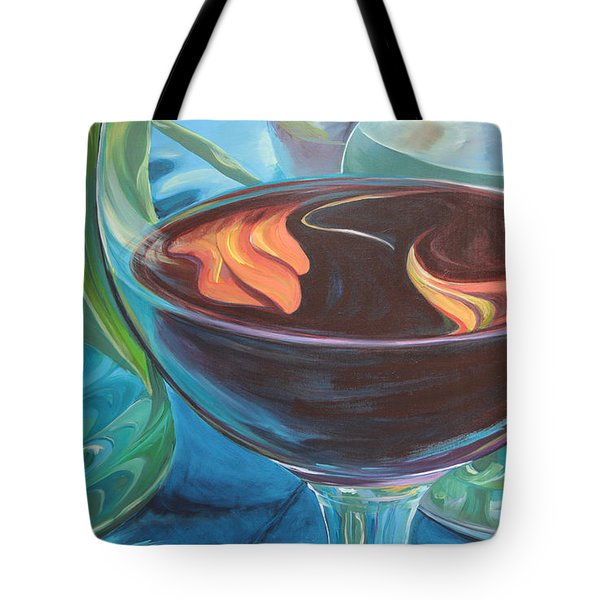 Stride Tote Bag