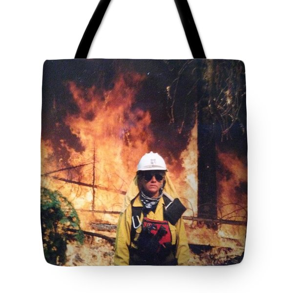 Strike Team Leader Tote Bag