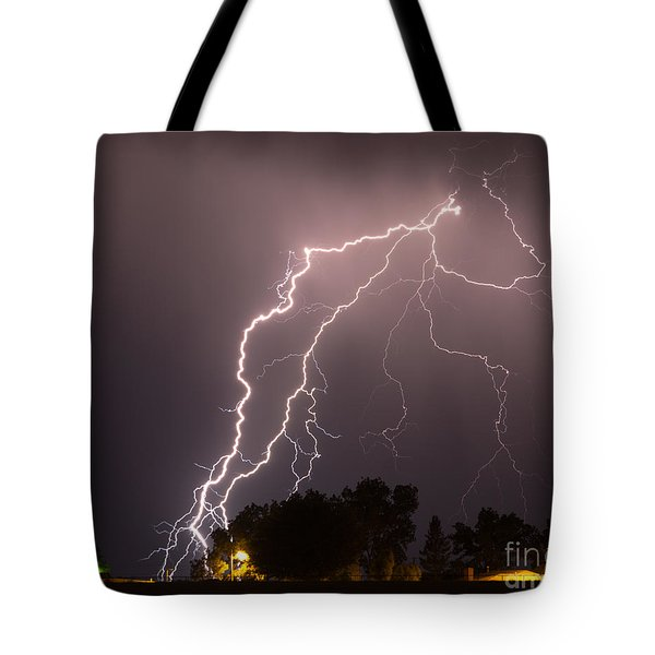 Striking Tote Bag