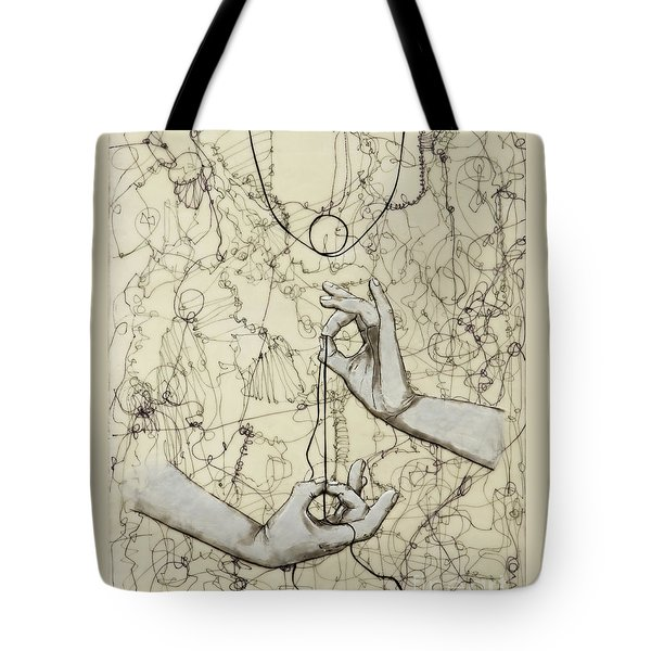 String Theory - This Moment Tote Bag
