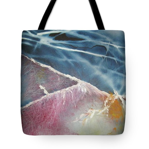 String Theory - Wave Tote Bag