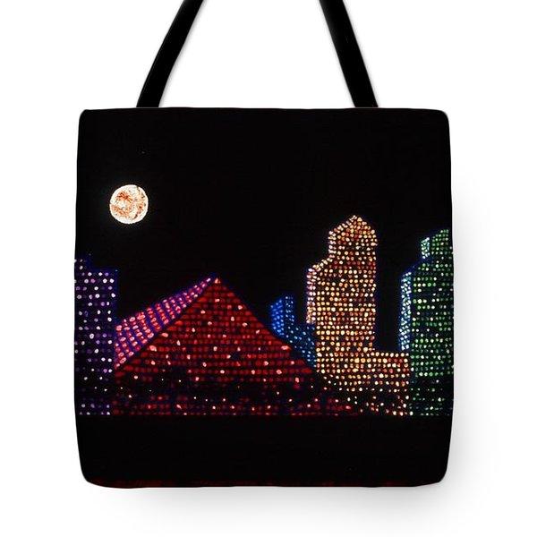 Strip Series - City Tote Bag