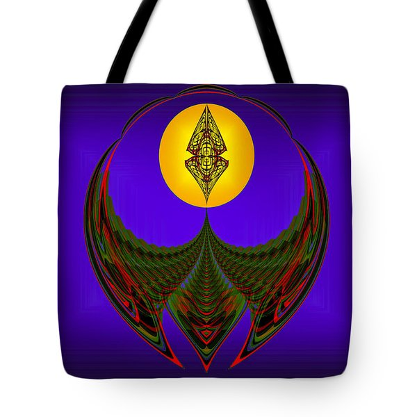 Strohn Thinker Tote Bag
