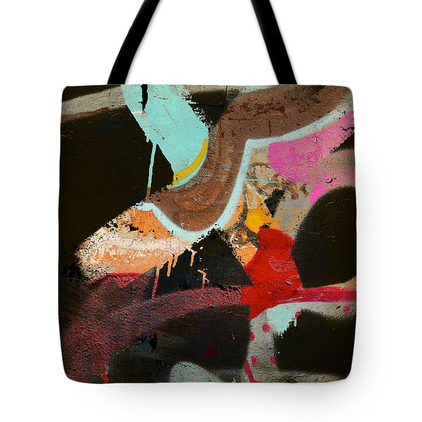 Stroke Of Dawn Tote Bag