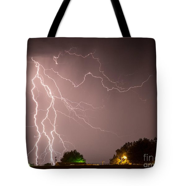 Strom At The Farm Tote Bag