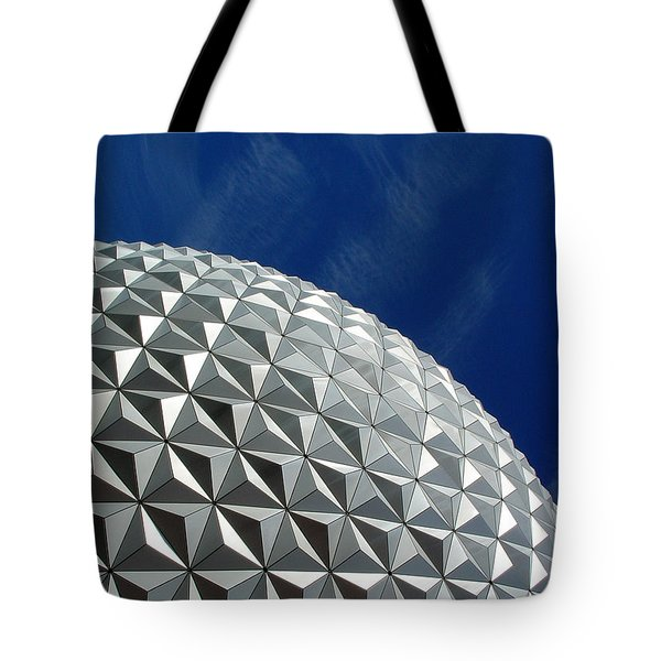 Tote Bag featuring the photograph Structural Beauty by David Nicholls