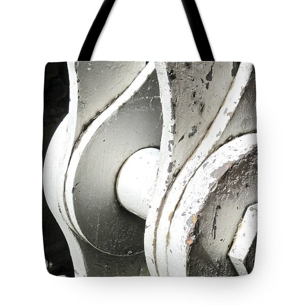 Structural Support Tote Bag