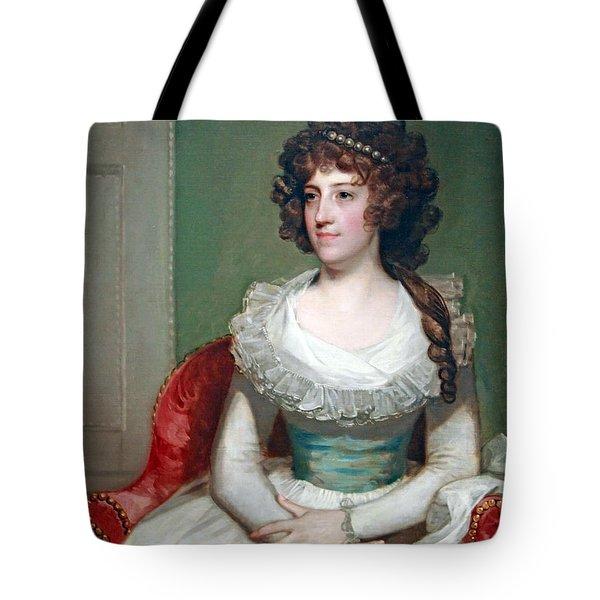Stuart's Matilda Caroline Cruger Tote Bag