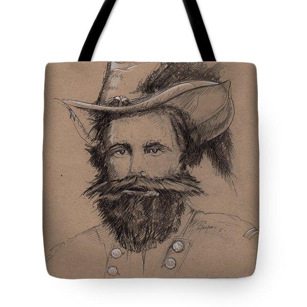 Stuart's Rebuke Tote Bag