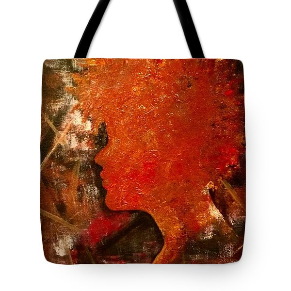 Stuck In Shadows Tote Bag