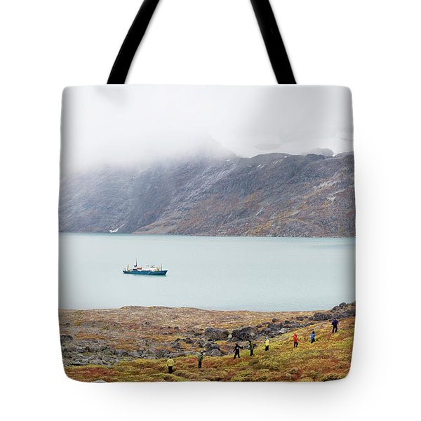Students From The Cape Farewell Youth Tote Bag