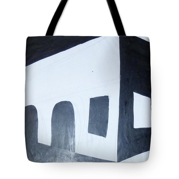 Study 6 Tote Bag by Erika Chamberlin