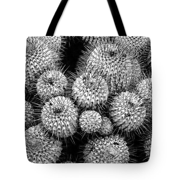 Study In Spines 1 Tote Bag