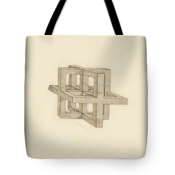 Study Of Perspective  Tote Bag
