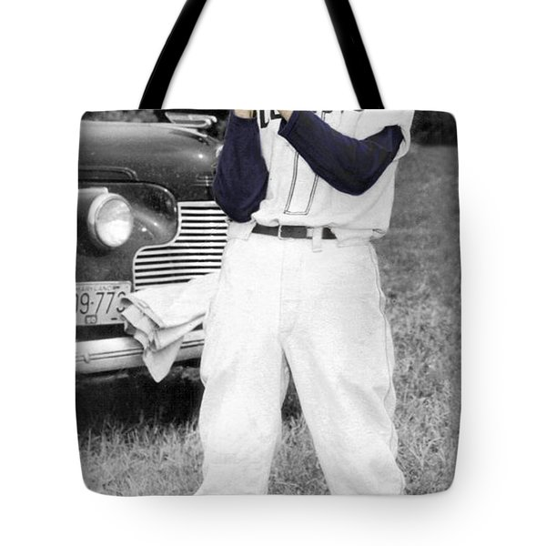 Stump  Tote Bag by Brian Wallace