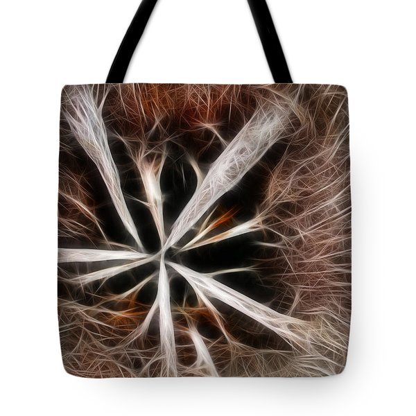 Stumped Tote Bag by Shane Bechler