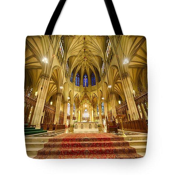 Stunning St Patricks I Tote Bag