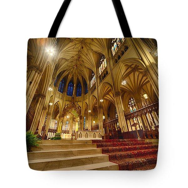 Stunning St Patricks  Tote Bag