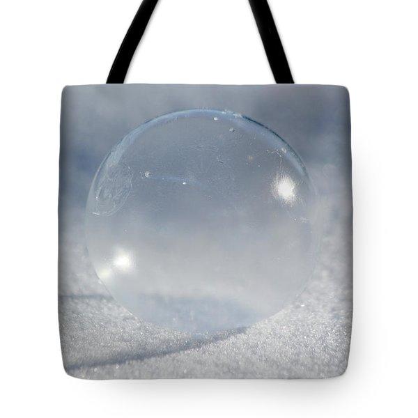 Sub-zero Tote Bag