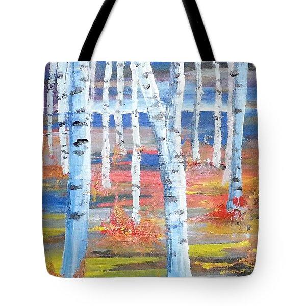 Subconscious Friends Tote Bag