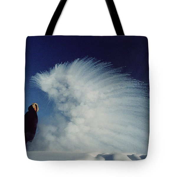 Sublimation Tote Bag by B and C Alexander