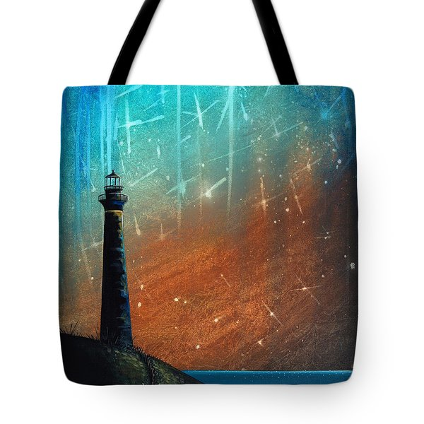 Such A Night As This Tote Bag