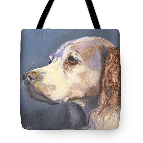 Such A Spaniel Tote Bag