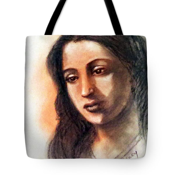 Suchitra Sen Tote Bag