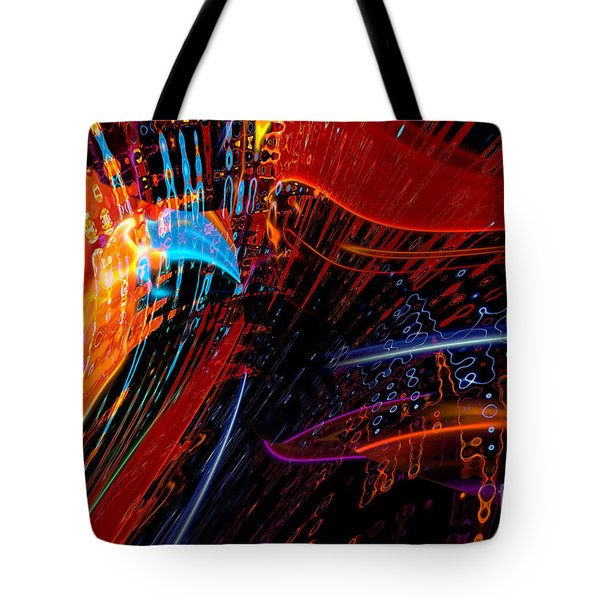 Sudden Celebration Tote Bag
