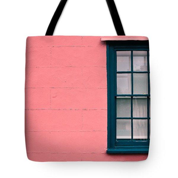 Suffolk Pink Tote Bag