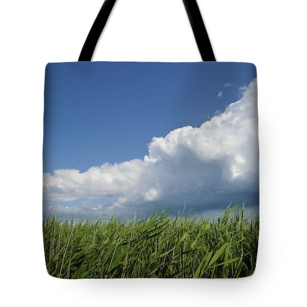 Suffolk Skies Tote Bag