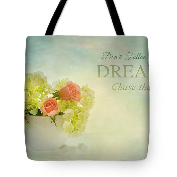 Sugar And Spice With Message Tote Bag