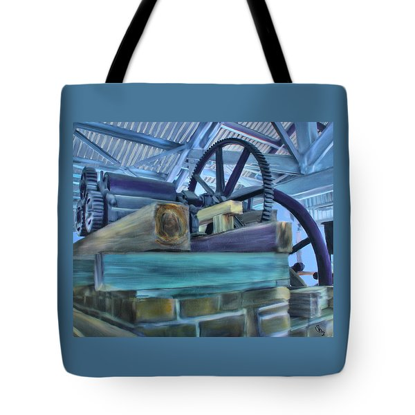 Sugar Mill Gizmo Tote Bag