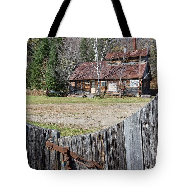 Sugar Shack Tote Bag