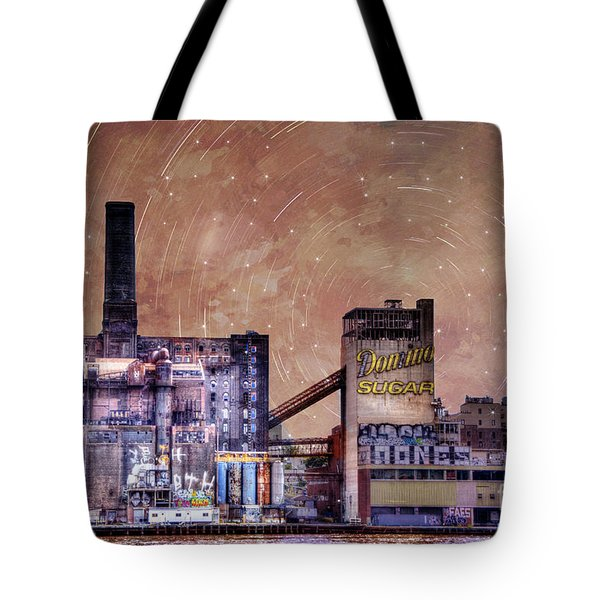 Sugar Shack Tote Bag by Juli Scalzi