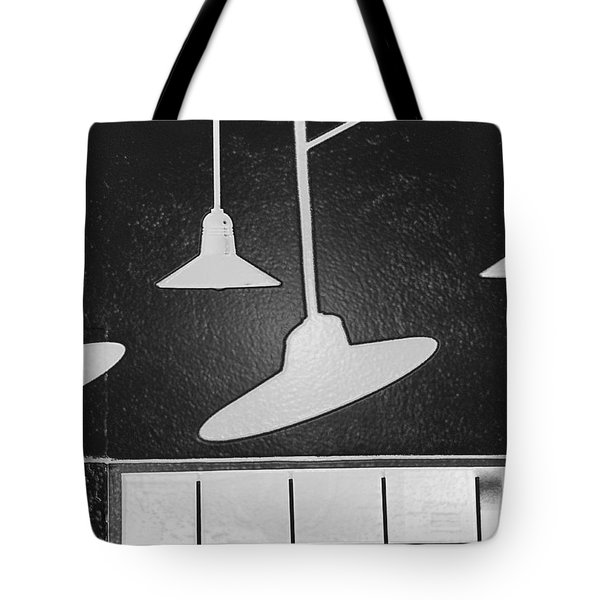 Suggestion Of The Band Tote Bag by Lenore Senior