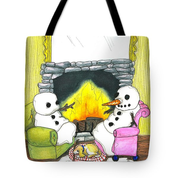 Suicide Pact Tote Bag