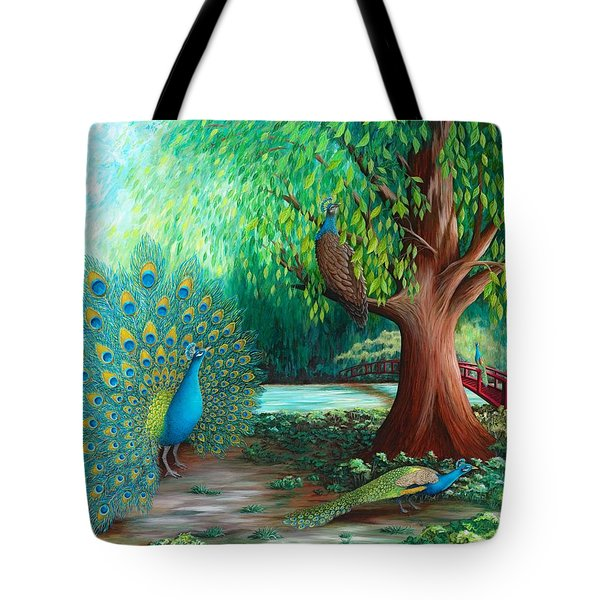 Suitors Tote Bag by Katherine Young-Beck