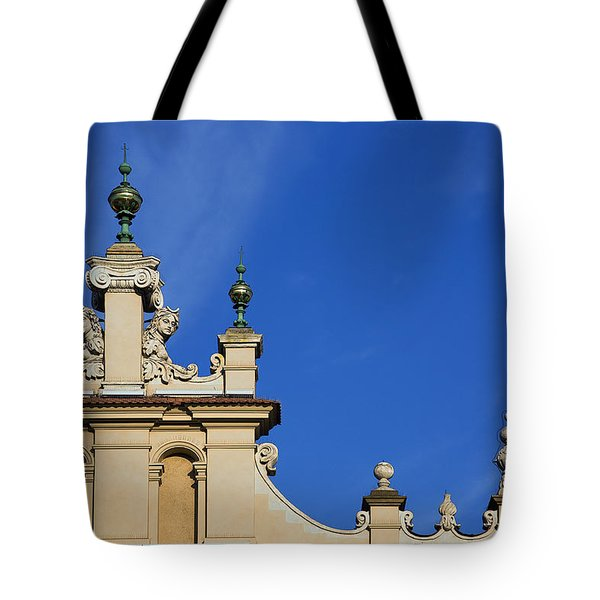 Sukiennice 1 Tote Bag by Joanna Madloch
