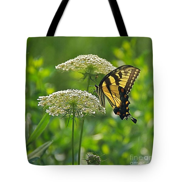 Sultry Summer Day Tote Bag