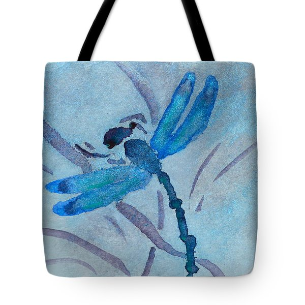 Sumi Dragonfly Tote Bag