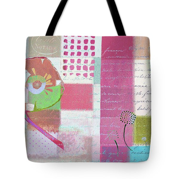 Summer 2014 - J088097112mci01 Tote Bag by Variance Collections