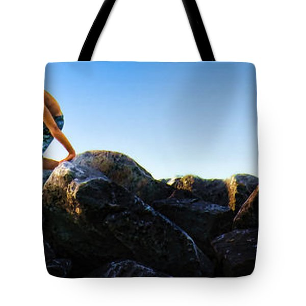 Tote Bag featuring the photograph Summer Adventure by John Hansen