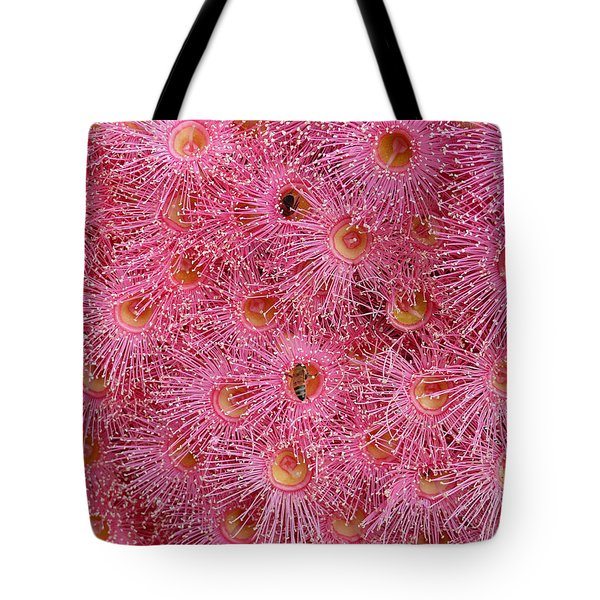 Summer Beauty Tote Bag by Evelyn Tambour