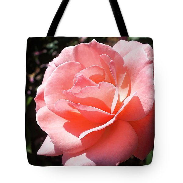 Summer Beauty Tote Bag by Lucinda Walter