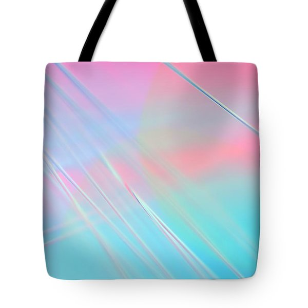 Summer Breeze Tote Bag by Dazzle Zazz