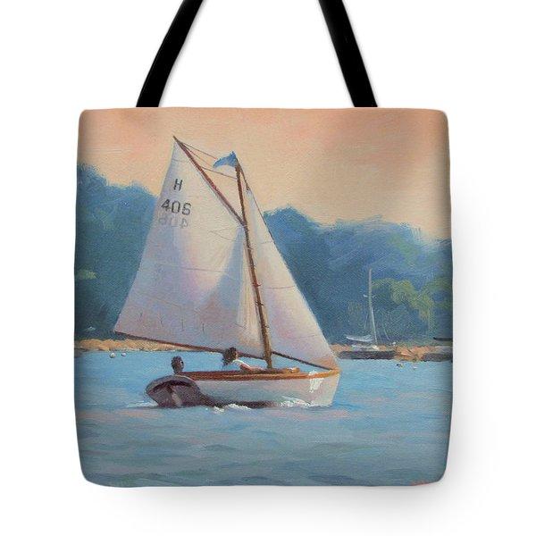 Summer Breeze Tote Bag by Dianne Panarelli Miller